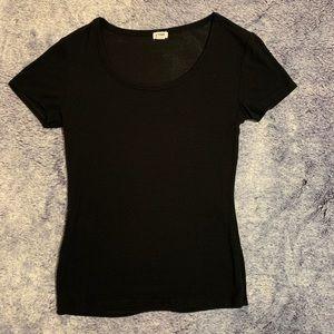 Black t-shirt from Garage